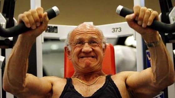 Principais benefícios da musculação para idosos