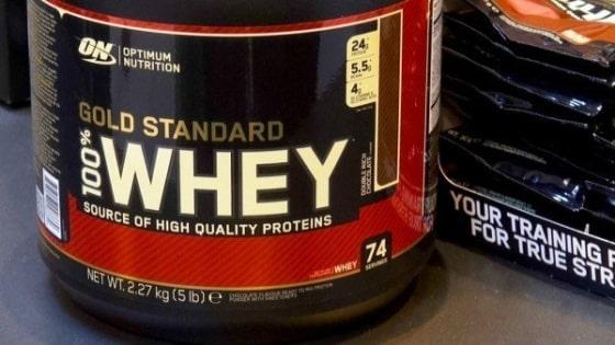 Alimentos para ganhar massa muscular - whey protein