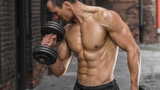 como ganhar massa muscular naturalmente