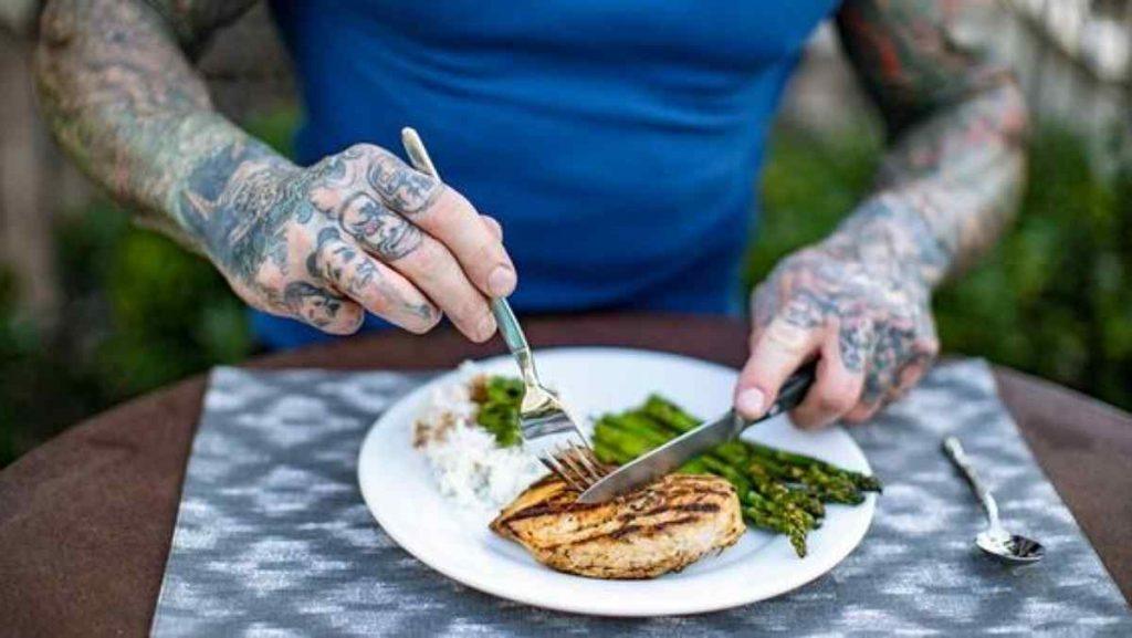 Qual a melhor carne para ganhar massa muscular?