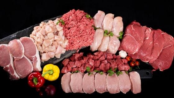 carne vermelha ou frango para hipertrofia