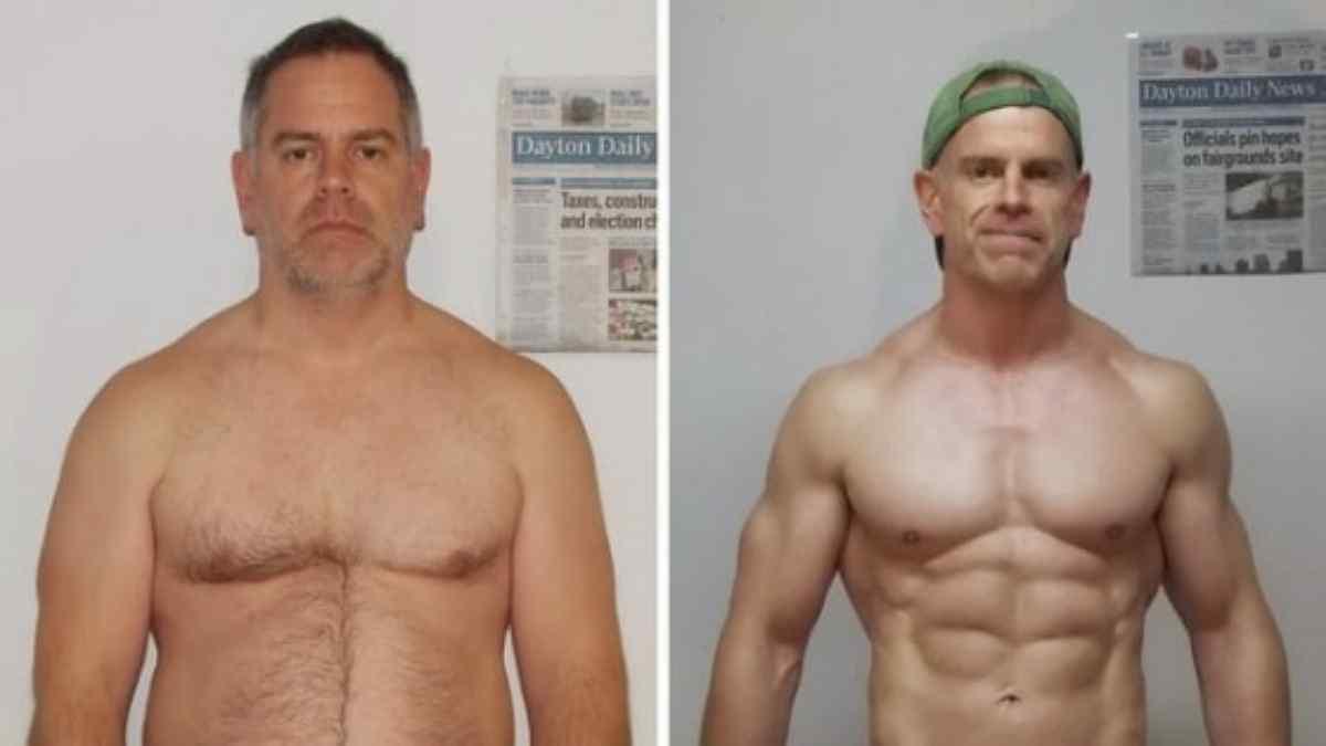 É possível perder gordura e ganhar massa muscular ao mesmo tempo