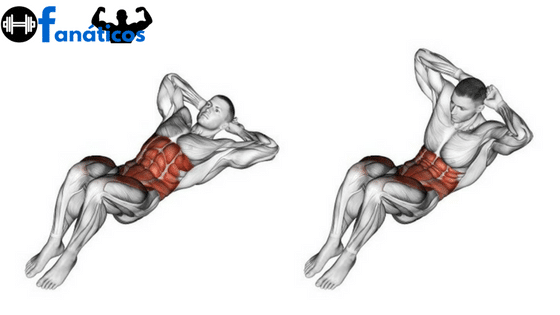 Exercicios para Perder Barriga - Abdominais Supra