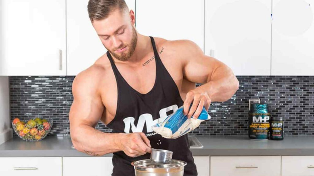 Receita de Whey Protein Caseiro