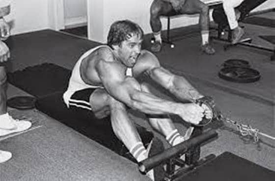 Qual é o melhor exercício para as costas?