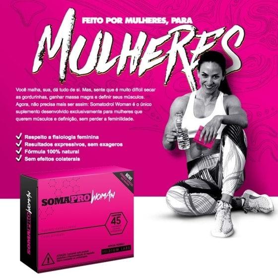 Melhor termogênico feminino Kimera-Woman