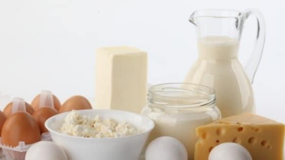 Alimentos que Contém Proteínas: Leite