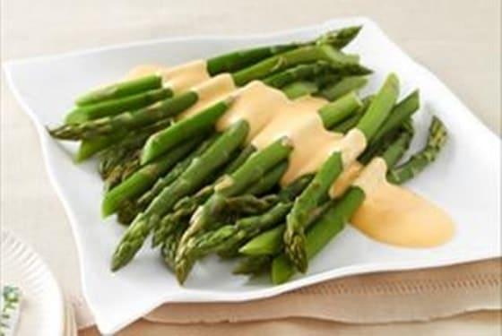 Alimentos que contém proteínas - Aspargos