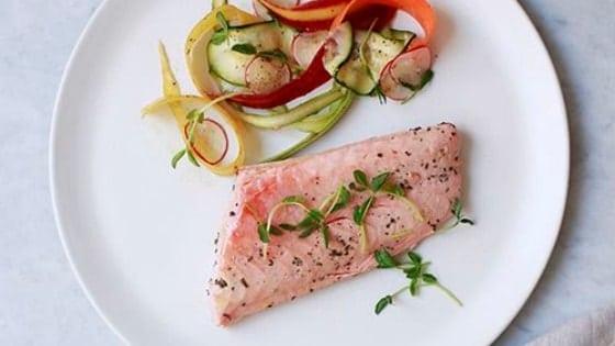 Alimentos que contém proteínas - Atum