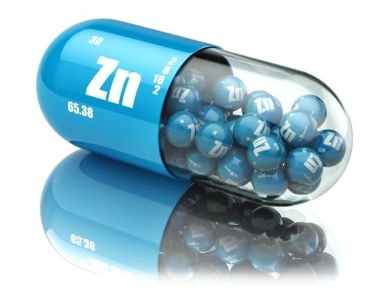 Suplementos para Aumentar a Testosterona Natural - Zinco