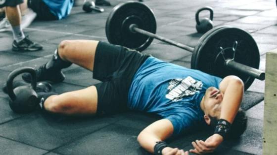 Overtraining e Recuperação Muscular