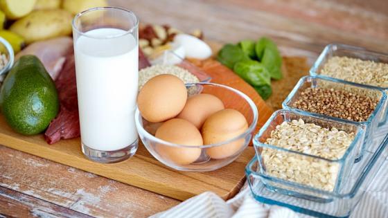 Receitas com ovo para ganhar massa muscular