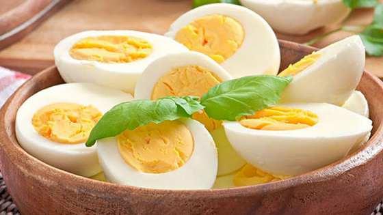Pode congelar ovo cozido?