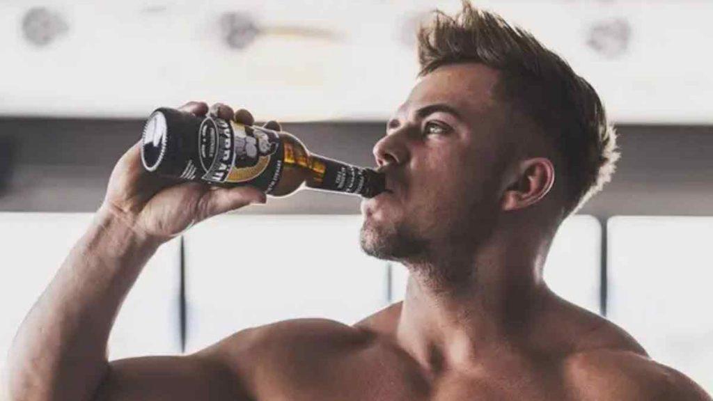 Quem Toma Testosterona pode Beber