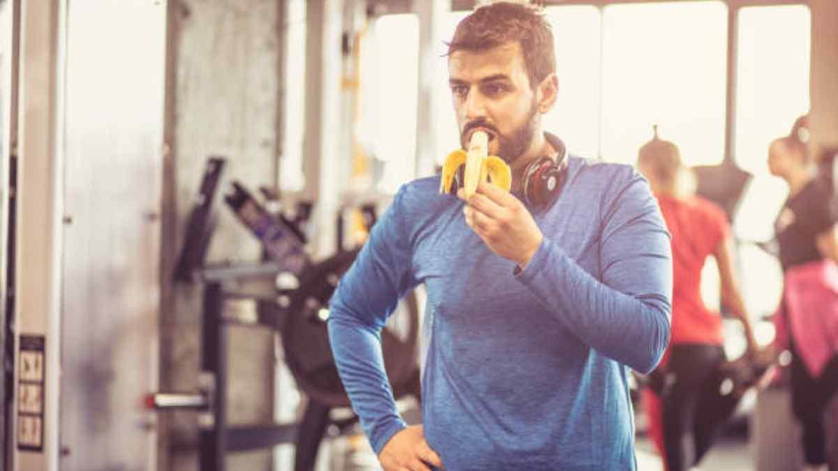 Você Deve Comer Banana Antes do Treino?