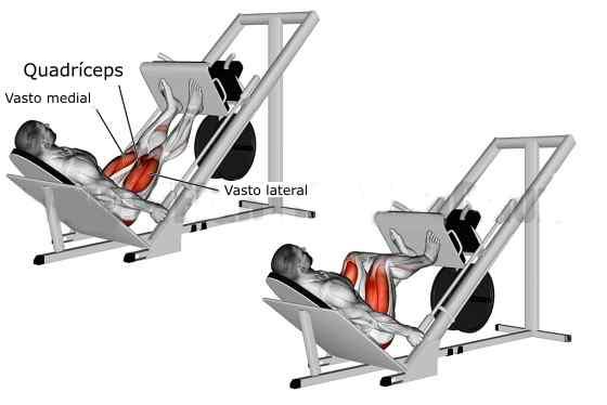 Qual o melhor exercício para definir as pernas?