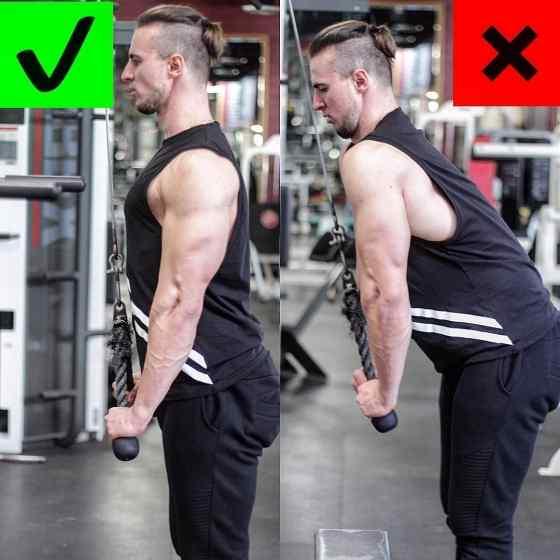 Para que serve o tríceps corda?