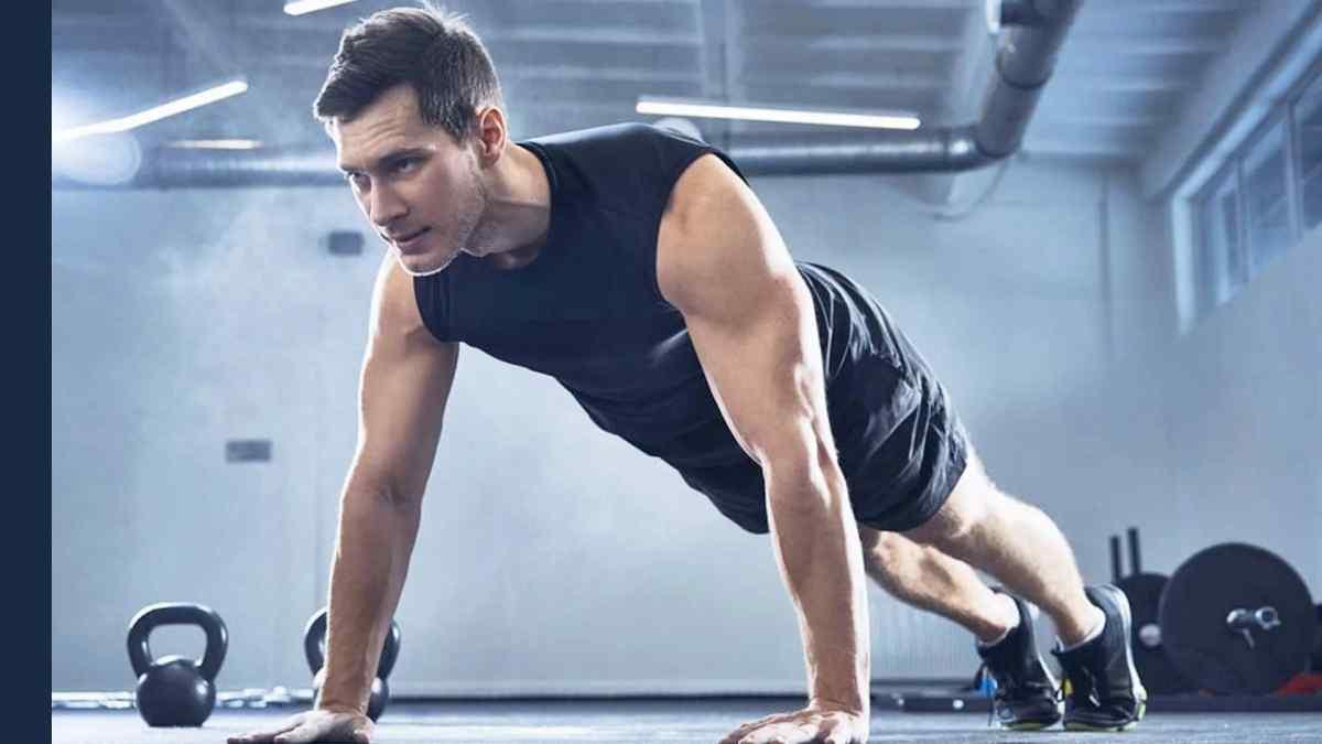O que acontece se fizer flexões todos os dias?