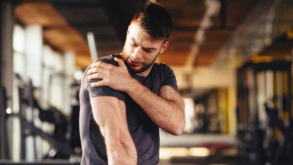 É normal sentir dor pós treino