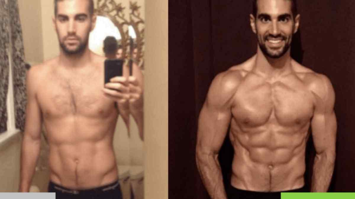 Quando se ganha massa muscular o peso aumenta?