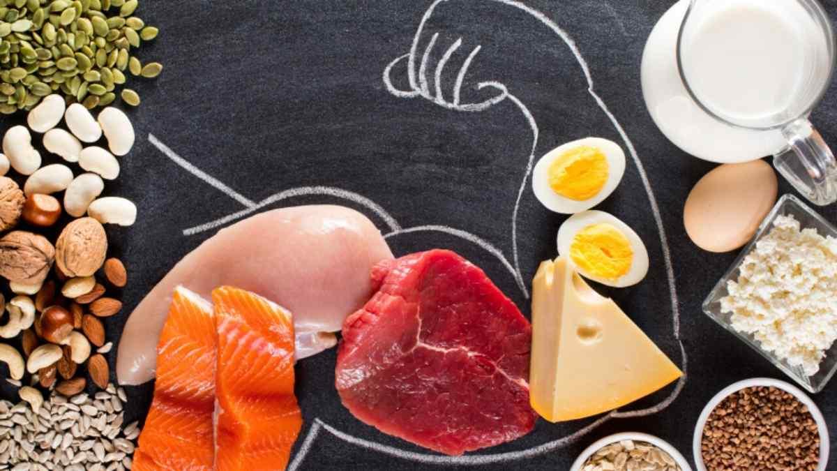 O que devo comer para ganhar massa muscular?